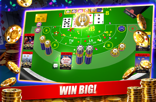 Dragon Ace Casino - Baccarat screenshot 3