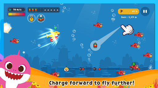 Baby Shark FLY screenshot 3