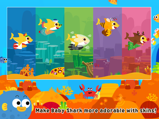 Baby Shark FLY screenshot 12