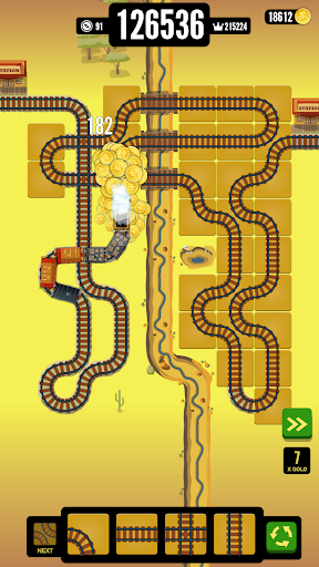 Gold Train FRVR screenshot 3