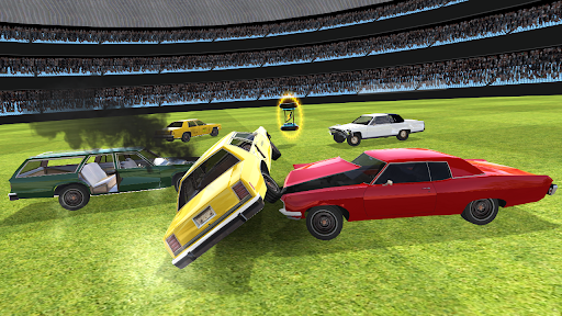 Derby Extreme Simulator screenshot 2
