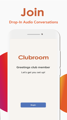 Live audio chat in clubhouse-rooms screenshot 2