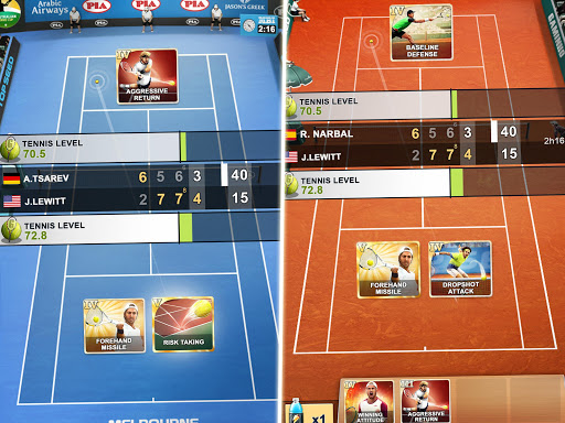 TOP SEED Tennis screenshot 16