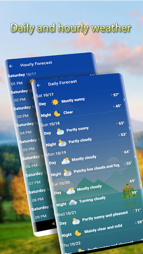 Weather Forecast & Accurate Local Weather & Alerts screenshot 5