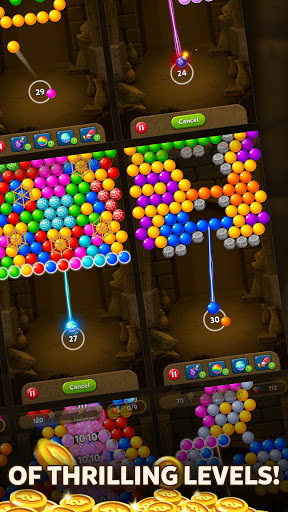 Bubble Pop Origin! Puzzle Game screenshot 4