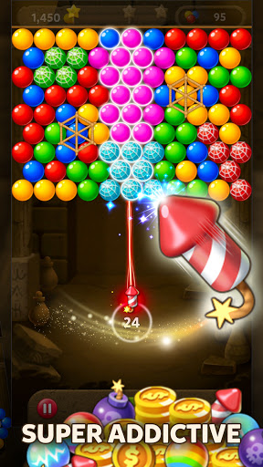 Bubble Pop Origin! Puzzle Game screenshot 5