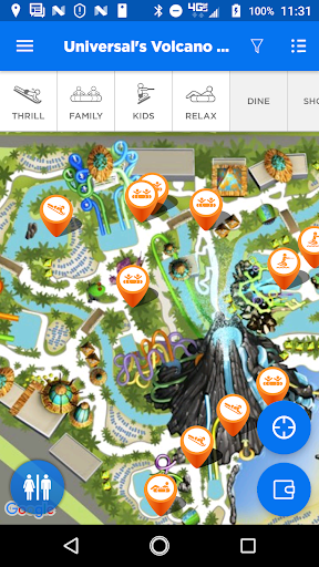 Universal Orlando Resort™ The Official App screenshot 2