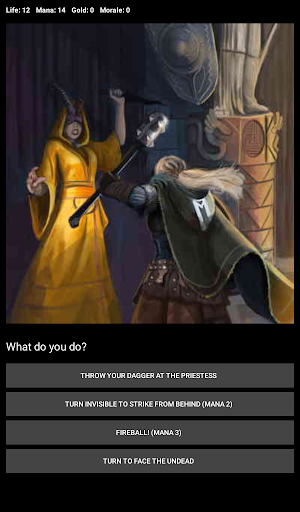 D&D Style Medieval Fantasy RPG (Choices Game) screenshot 19