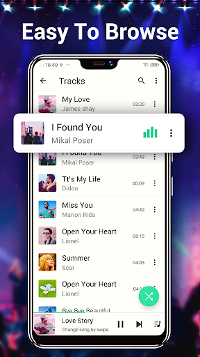 Music Player - MP3 Player screenshot 5