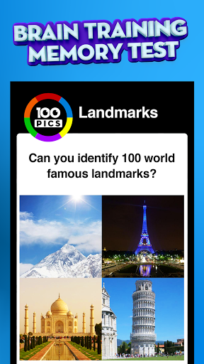100 PICS Quiz screenshot 15