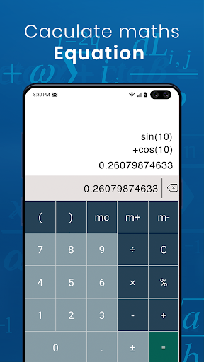 Math Scanner By Photo screenshot 9