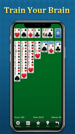 Solitaire Card Collection screenshot 1