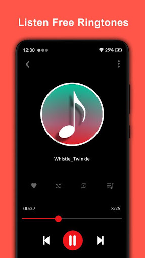 Free Music Ringtones screenshot 7