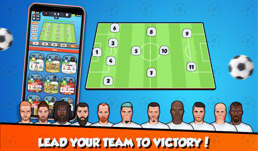 Idle Soccer Tycoon screenshot 15