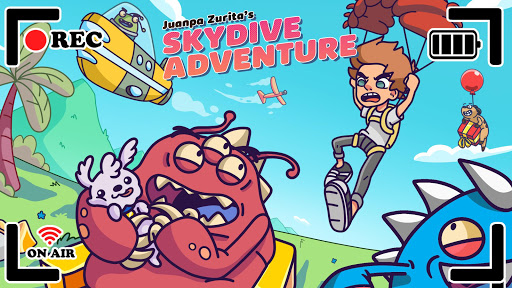SkyDive Adventure by Juanpa Zurita screenshot 5