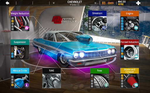 Nitro Nation Drag & Drift screenshot 3