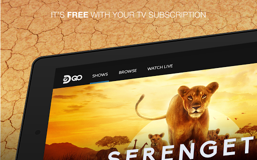 Watch with TV Subscription screenshot 2