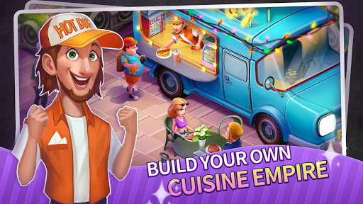 My Restaurant Empire:Decorating Story Cooking Game screenshot 1