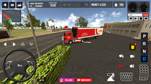 IDBS Truck Trailer screenshot 5