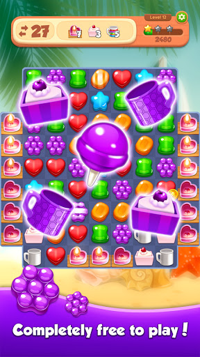Candy N Cookie : Match3 Puzzle screenshot 5