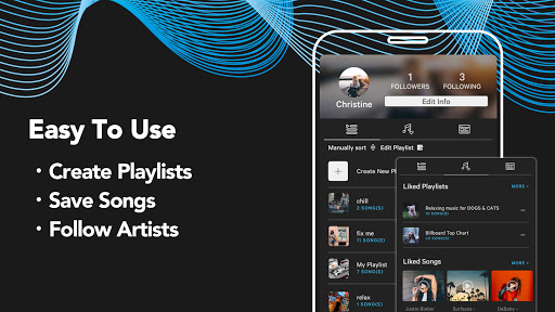 Free Music Player(Download Now)+Podcast Downloader screenshot 2