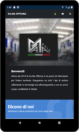 Da.Ma Officina screenshot 2
