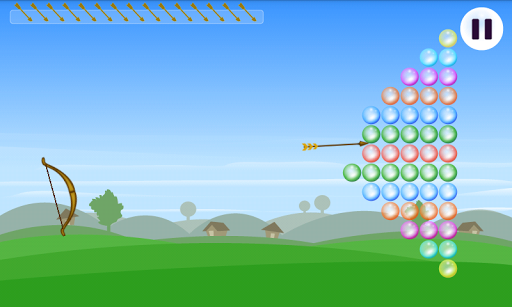 Bubble Archery screenshot 2