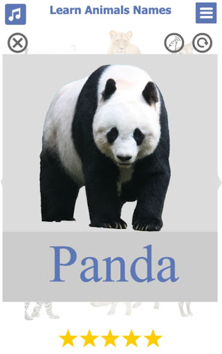 Learn Animals Name Animal Sounds Animals Pictures screenshot 12