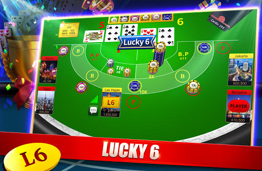 Dragon Ace Casino - Baccarat screenshot 4