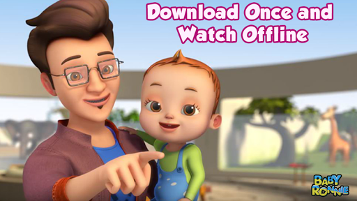 Baby Ronnie Rhymes - Nursery & Kids Learning Songs screenshot 1