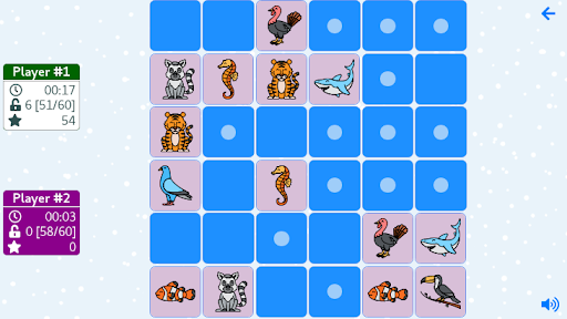 Memory cards free game. Pairs. Concentration. screenshot 4