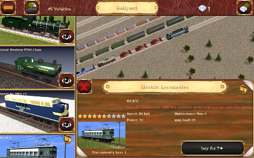 Railroad Manager 3 screenshot 15
