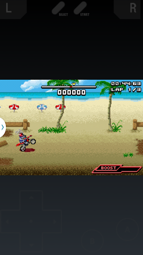 GBA Emulator screenshot 1