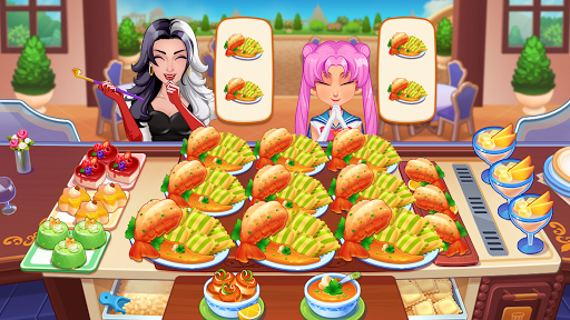 Cooking Master Life :Fever Chef Restaurant Cooking screenshot 2
