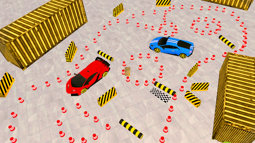 Street Car Parking 3D screenshot 11