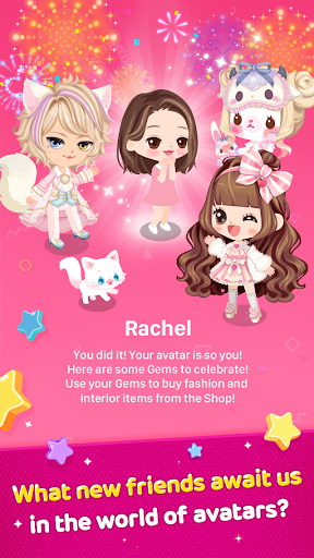 LINE PLAY screenshot 1