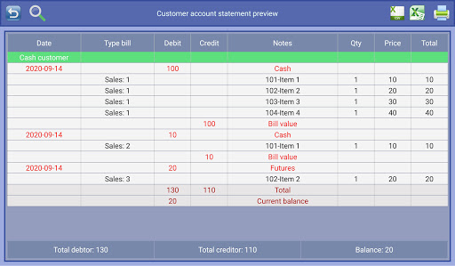 Golden Accounting & POS screenshot 6