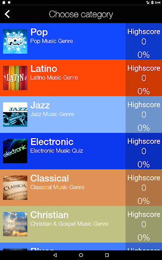 Top Songs Quiz screenshot 5