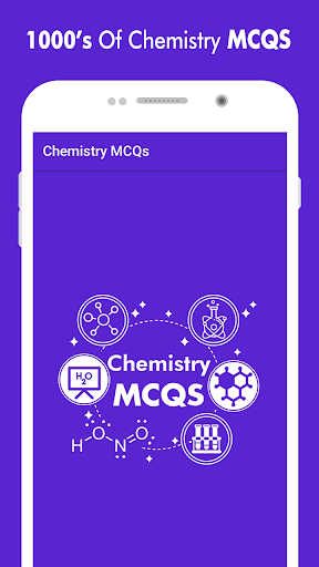 Chemistry MCQs with Answers and Explanations screenshot 1
