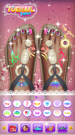💅Princess Nail Makeup Salon2 screenshot 12