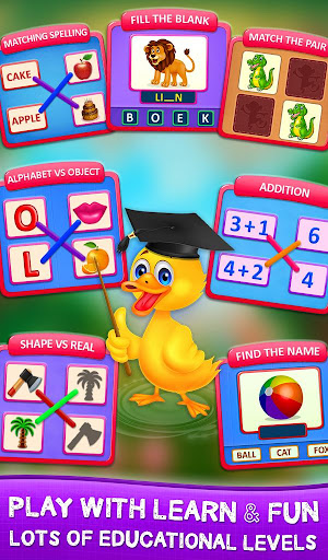 Matching Spelling And Object screenshot 8