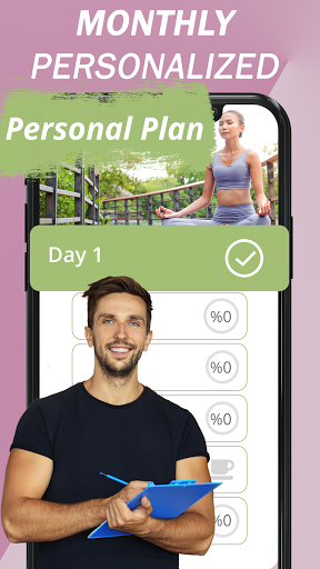 Yoga for Weight Loss-Yoga Daily Workout screenshot 2