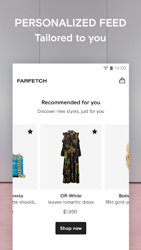Farfetch screenshot 4