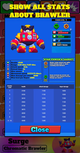 Brawl Stars Guide Book screenshot 12