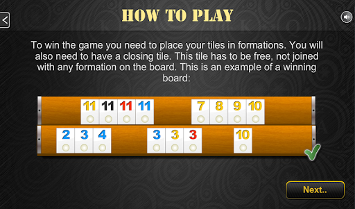 Rummy PRO screenshot 1