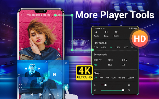 Video Player & Media Player All Format screenshot 9