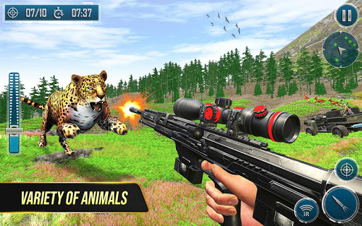 Wild Deer Hunting Adventure screenshot 2