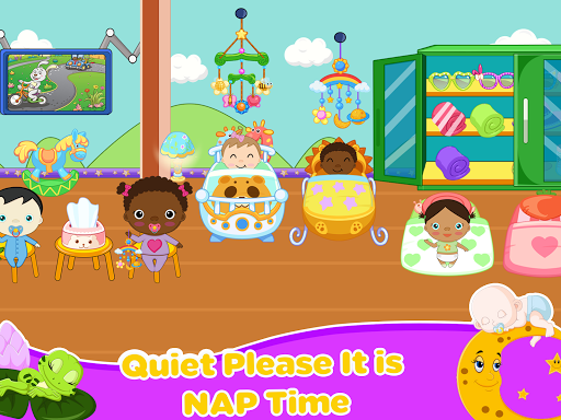 Toon Town: Daycare screenshot 4