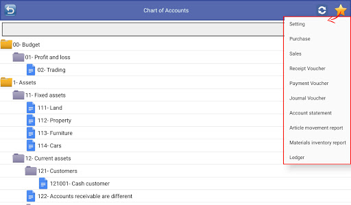 Golden Accounting & POS screenshot 5