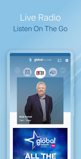 LBC Radio App screenshot 2